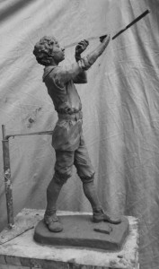 Jeremiah Horrocks Maquette copy
